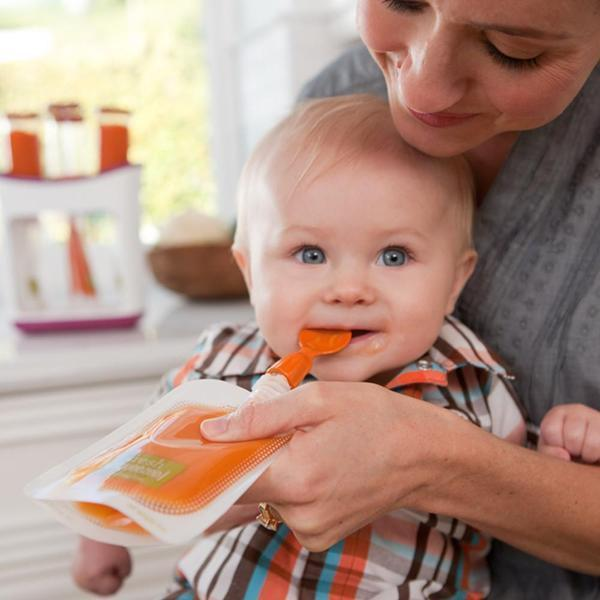 Baby Food Squeeze Station - simply-hippo