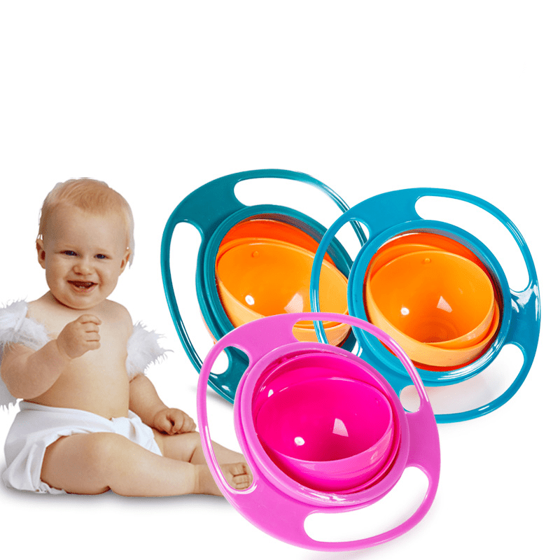 BabyBowl Feeding Toy - simply-hippo