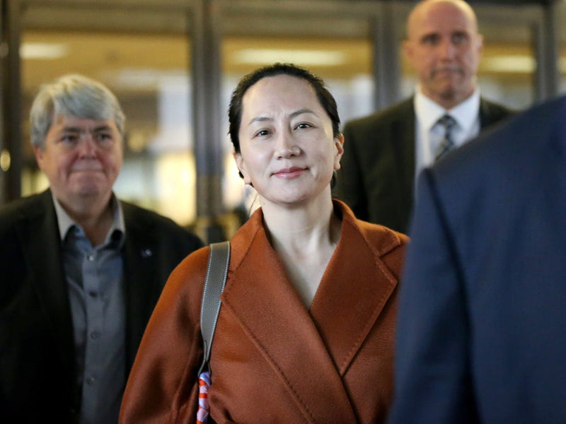 Inside the final hours that led to the arrest of Huawei executive, Meng Wanzhou