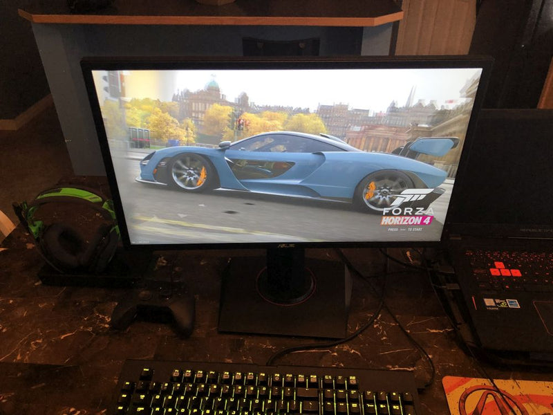 ASUS VG248 24 inch G-Sync Gaming Monitor review