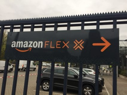 Flex Drivers Use Bots, Apps To Get Amazon Work