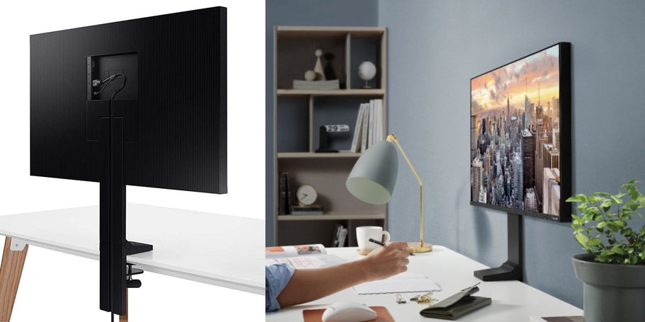 Samsungs 27-inch Space Monitor frees up desk space at $270 ($60 off), more