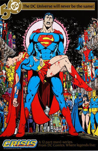 Crisis on Infinite Earths (1985 mini-series) #1 (A Multi-Title Crossover) [SET] — Worlds Will Die