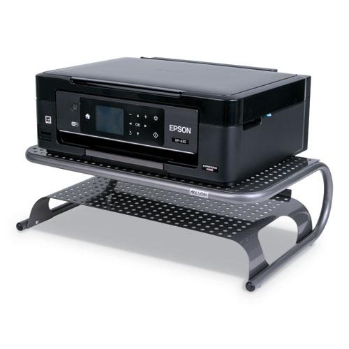 Allsop® Metal Art™ Desktop Printer-Monitor Stand