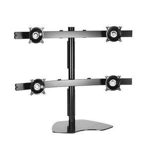 Quad Widescreen Monitor Stand for Desk Top