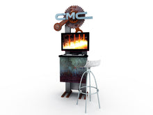 Load image into Gallery viewer, Workstations - Monitor Stand and Charging Stations