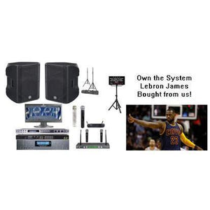 The BEST of the BEST Cavs JB-199 III System, Lightyear music