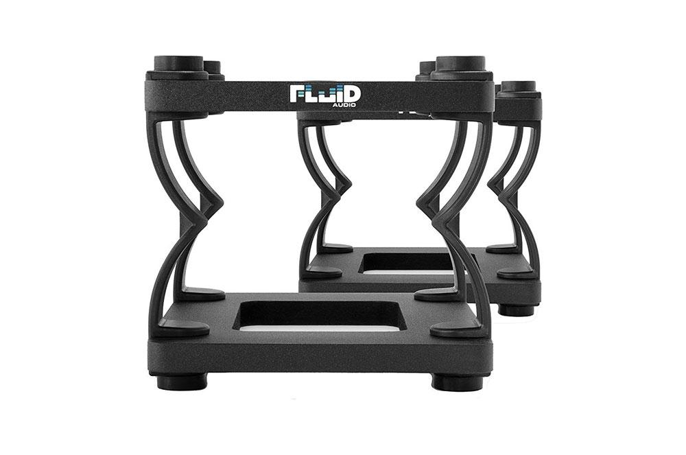 Fluid Audio, FA-DS5, Fluid Audio DS5 Desktop Stand (Pair)