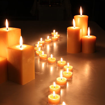 Top 11 reasons to buy beeswax candles