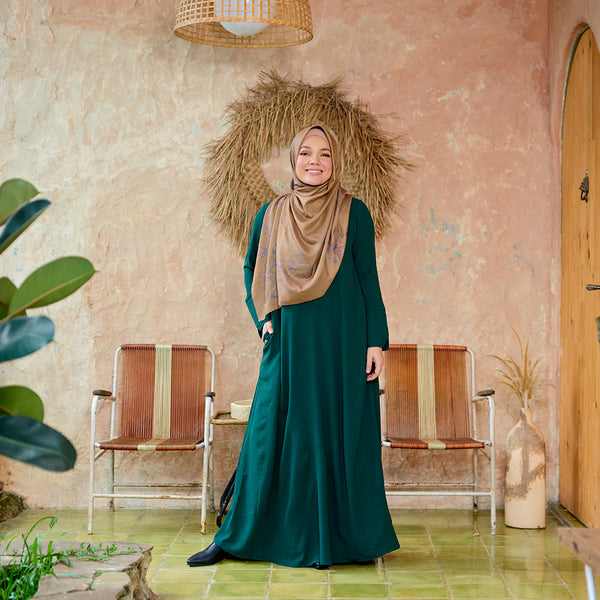Mahapengiri Dress - Green