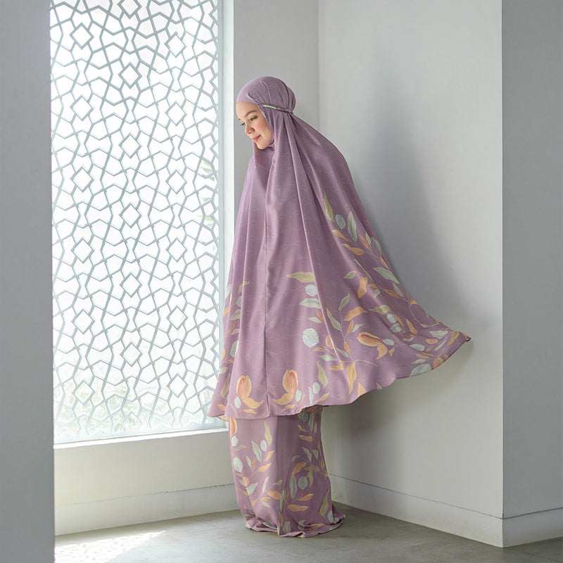 Hajj - Signature Prayer Robe Purple
