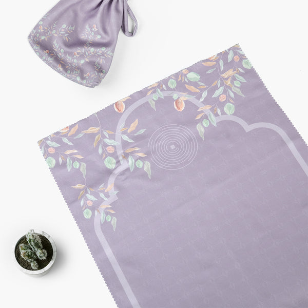 Hajj Prayer Mat Purple