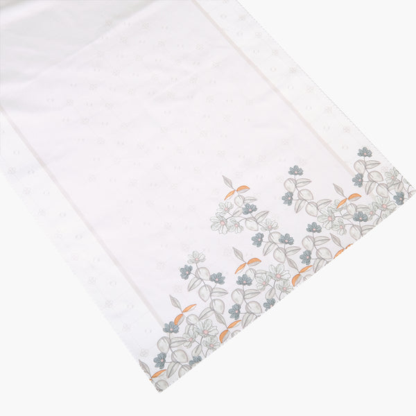 Signature Prayer Mat Broken White