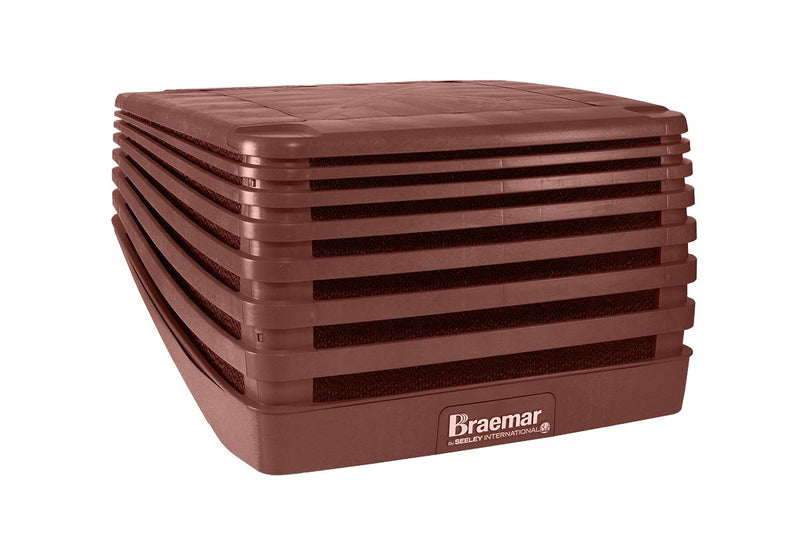 Braemar Evolution 8.4kW Evaporative Cooler LPQI250 Terracotta Air Conditioner Terracotta