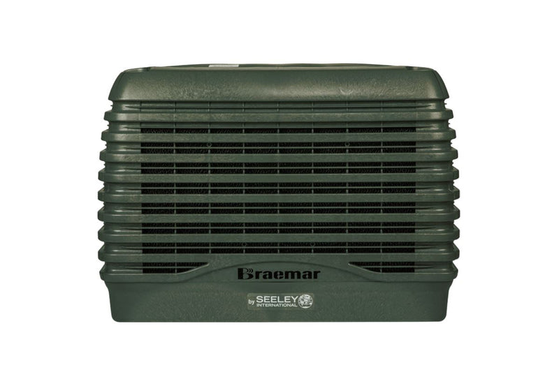 Braemar Paradigm 10.2kW Evaporative Cooler-LCQ350 Heritage Green Air Conditioner Heritage Green