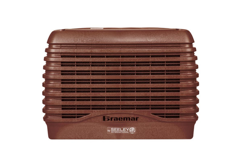 Braemar Paradigm 10.2kW Evaporative Cooler-LCQ350 Terracotta Air Conditioner Terracotta