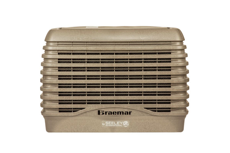 Braemar Paradigm 13.2kW Evaporative Cooler-LCQ450 Beige Air Conditioner Beige