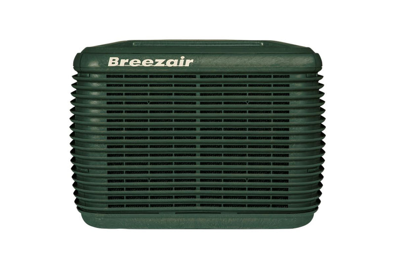 Breezair Icon 13.8kW Evaporative Cooler-EXQ190 Heritage Green Air Conditioner