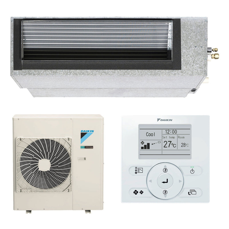 Daikin Inverter 10kW Ducted Reverse Cycle FDYQN100LB-LV Air Conditioner