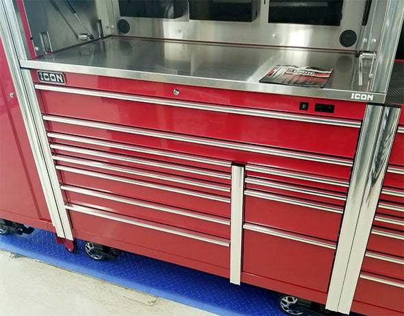 Kicking the Tires on the New Harbor Freight Icon Tool Cabinet