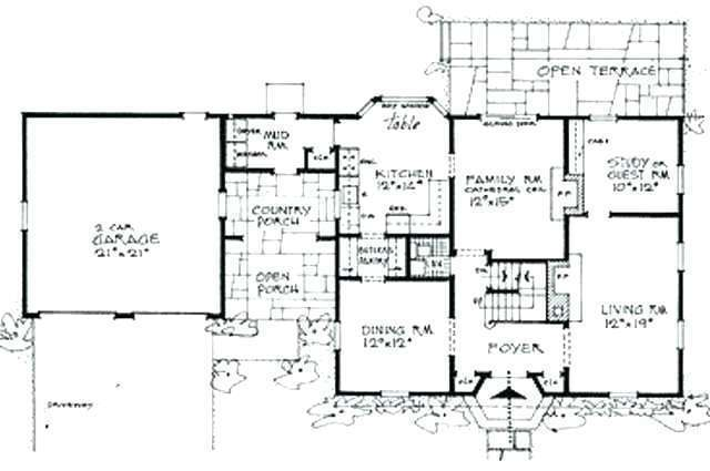 European Mudroom Floor Plans