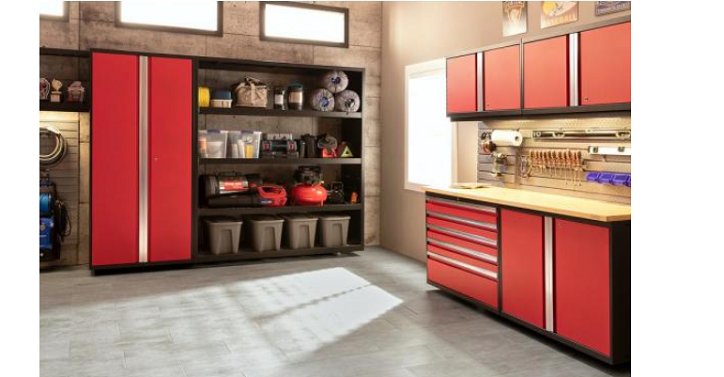 Home Depot: Take Up to 35% off Select Garage Cabinet Systems! Today Only!