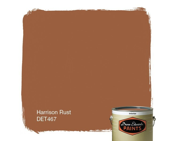 Funny Rust Color Paint