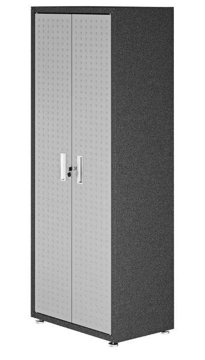 Manhattan Comfort Fortress Tall Garage Cabinet