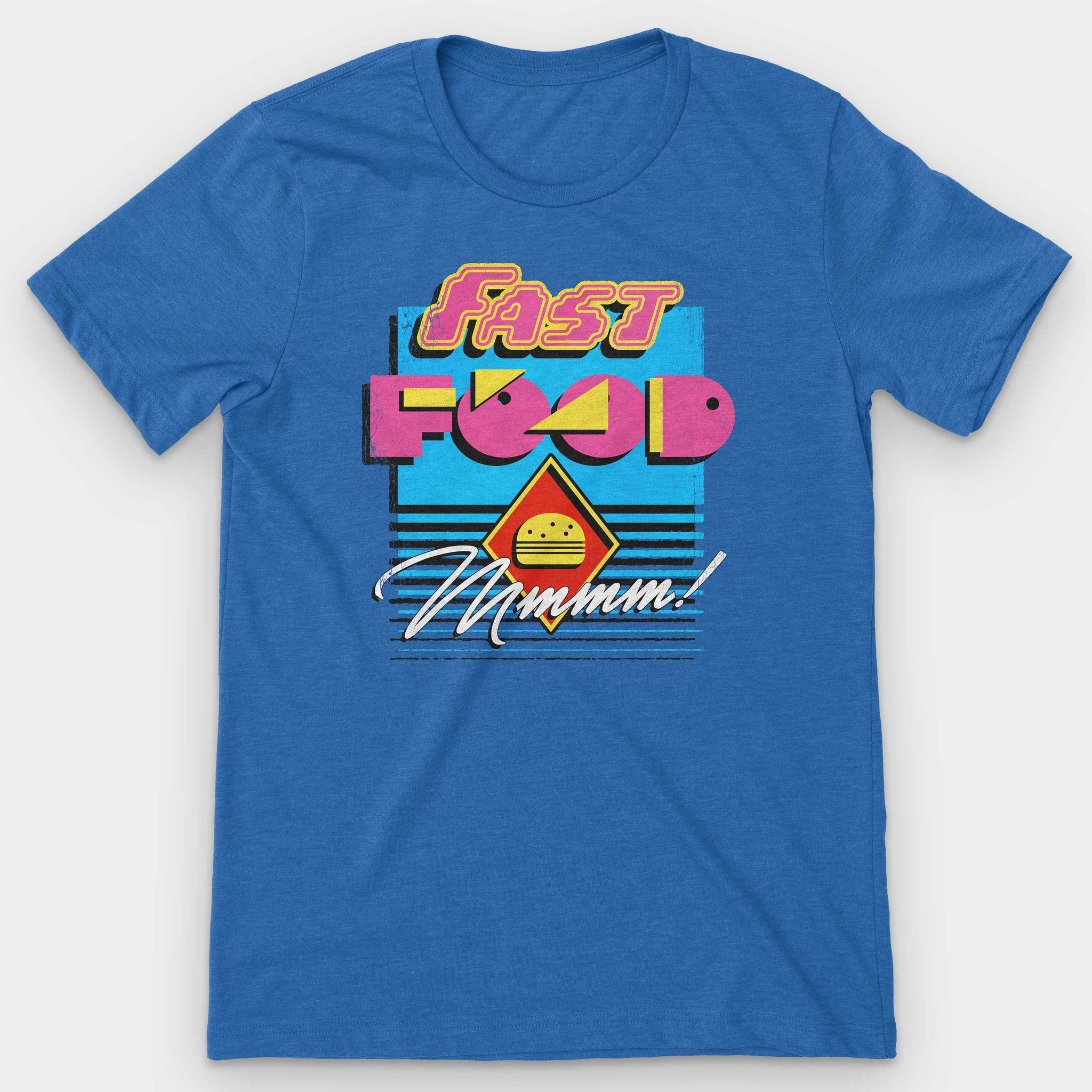 90s Fast Food Graphic T-Shirt