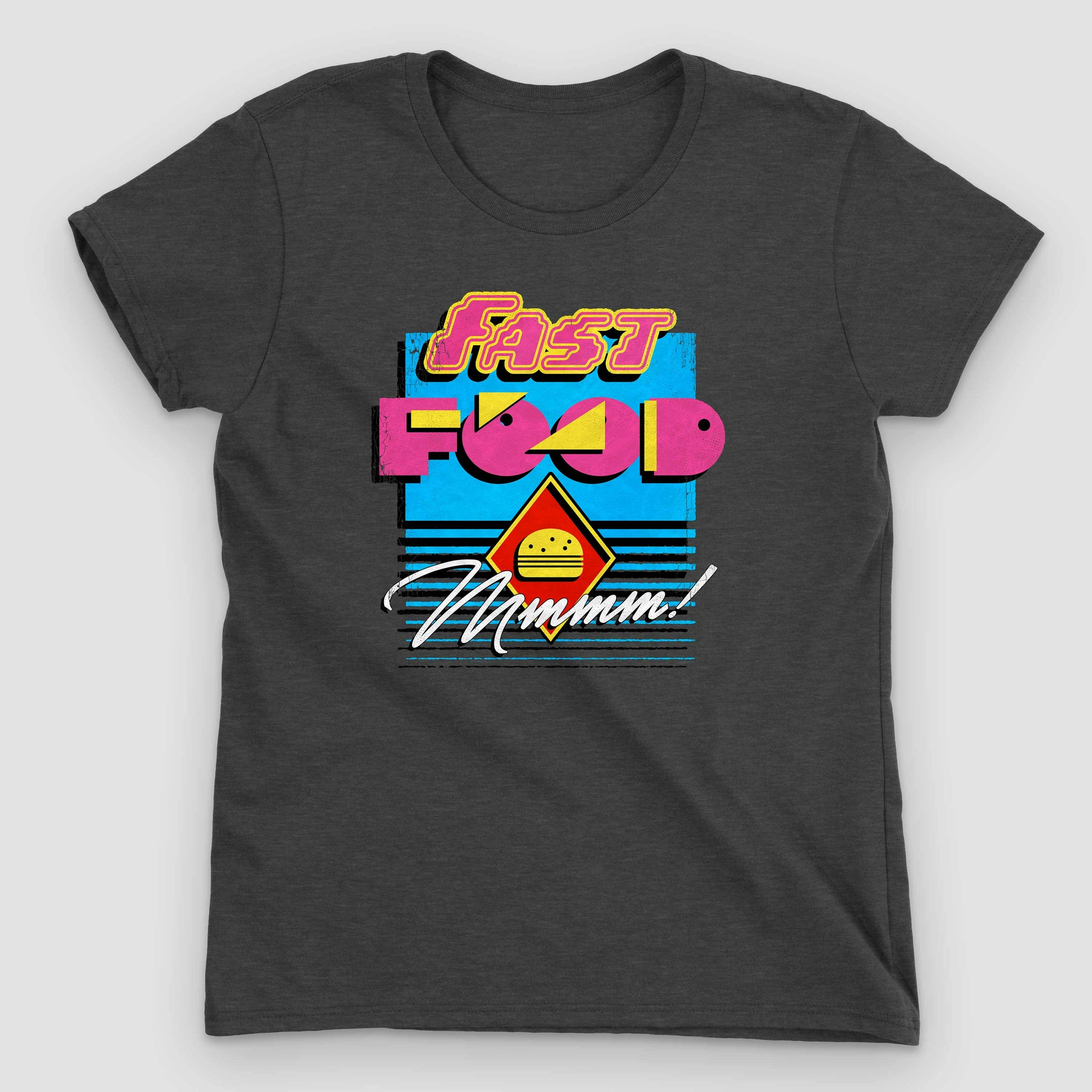 90s Fast Food Women's Graphic T-Shirt