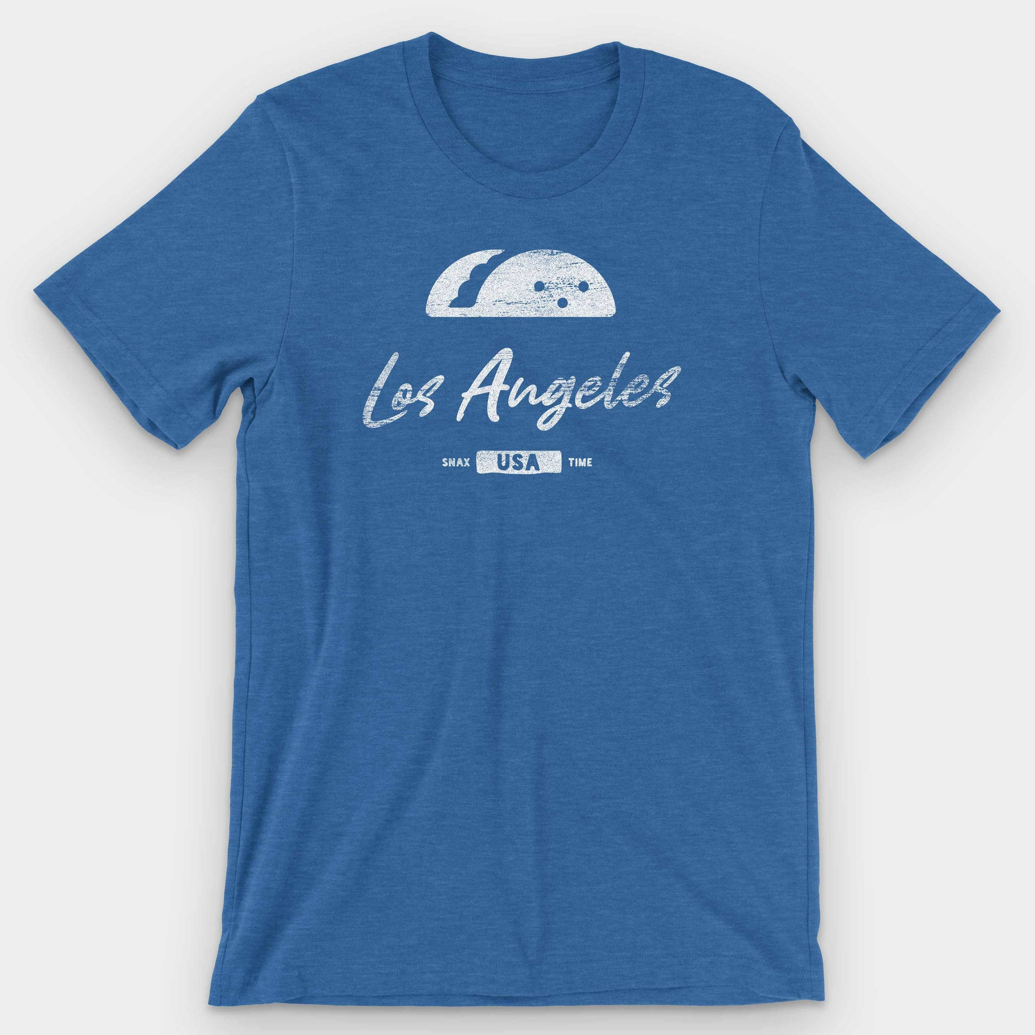 Los Angeles Taco Graphic T-Shirt