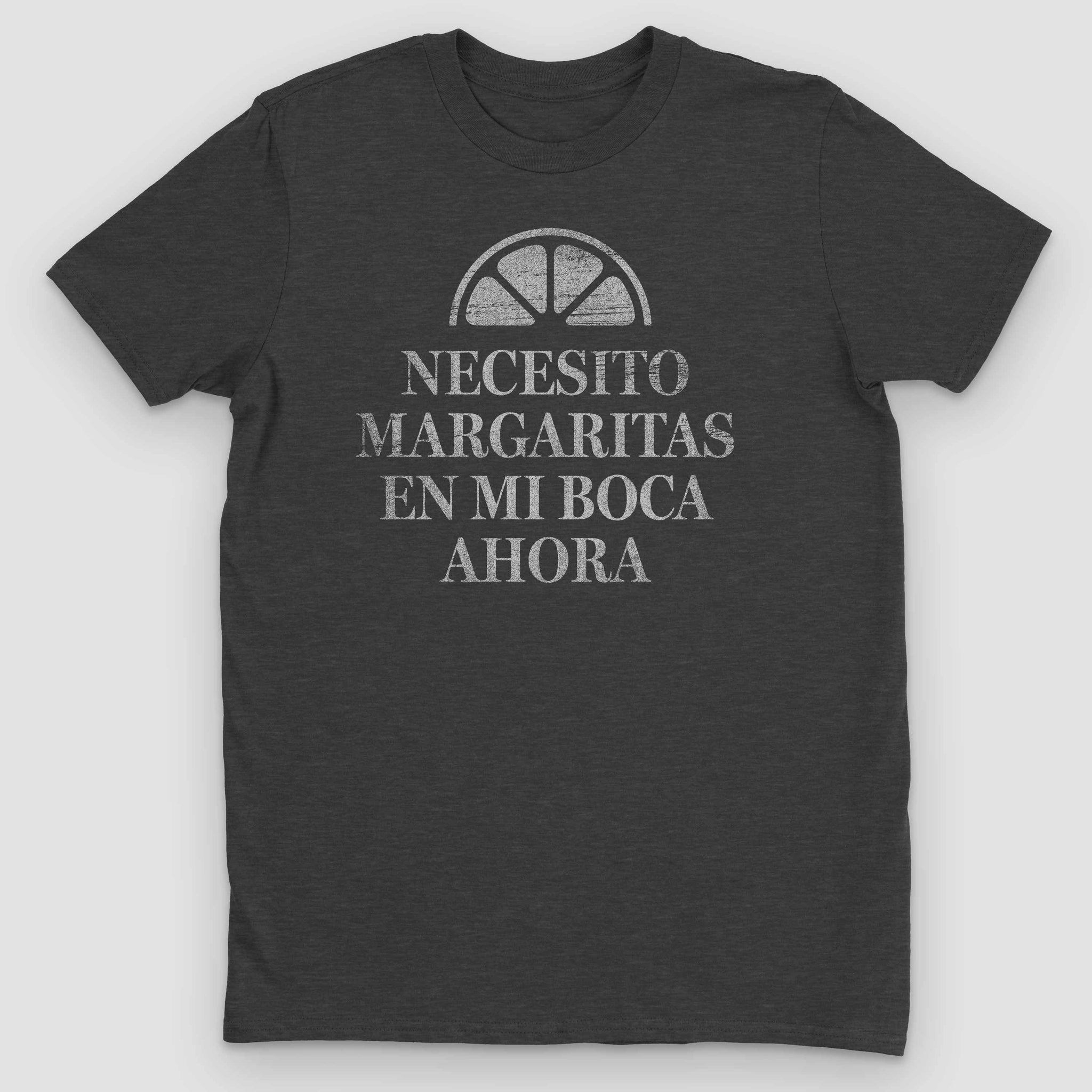 Necesito Margaritas Graphic T-Shirt