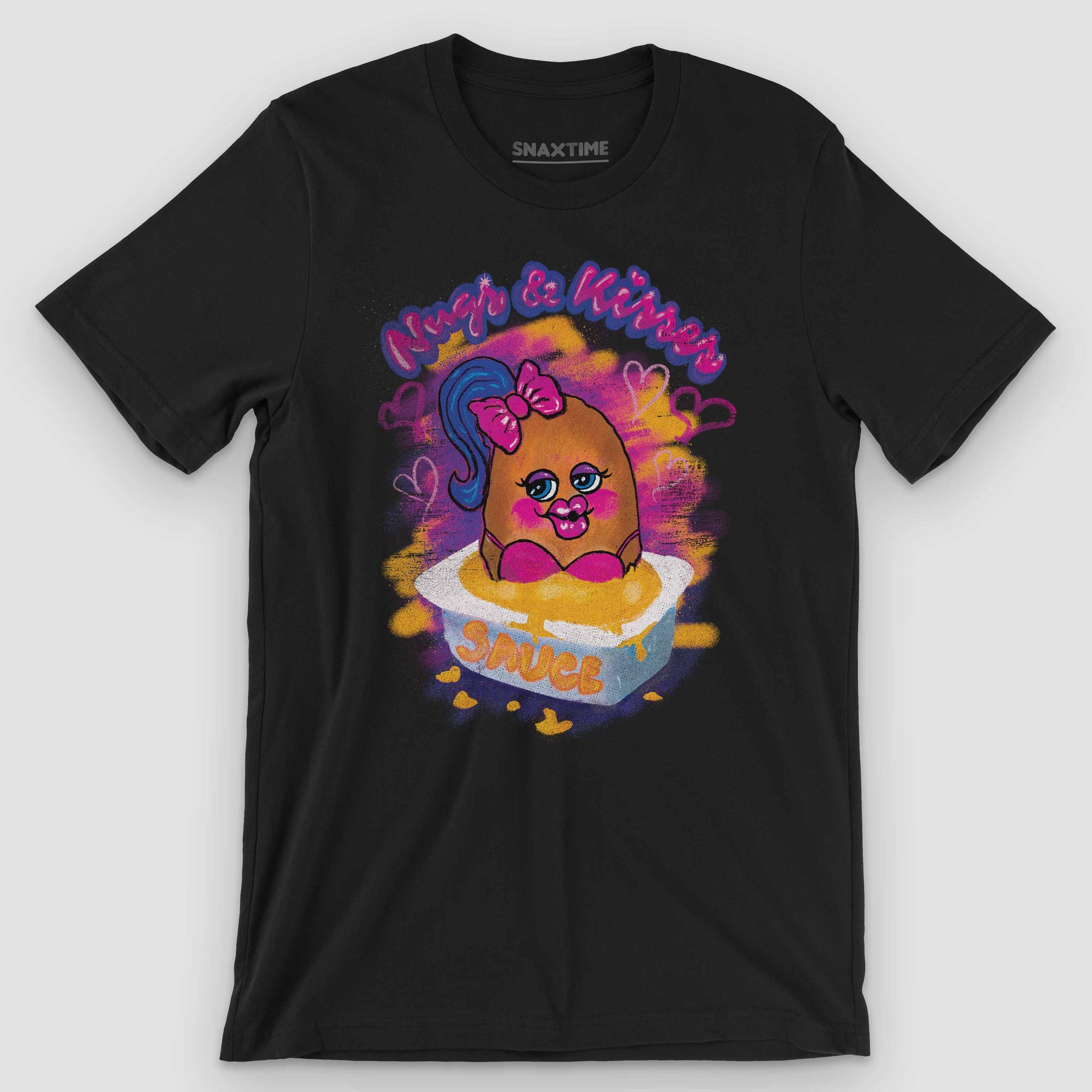 Nugs and Kisses Graphic T-Shirt