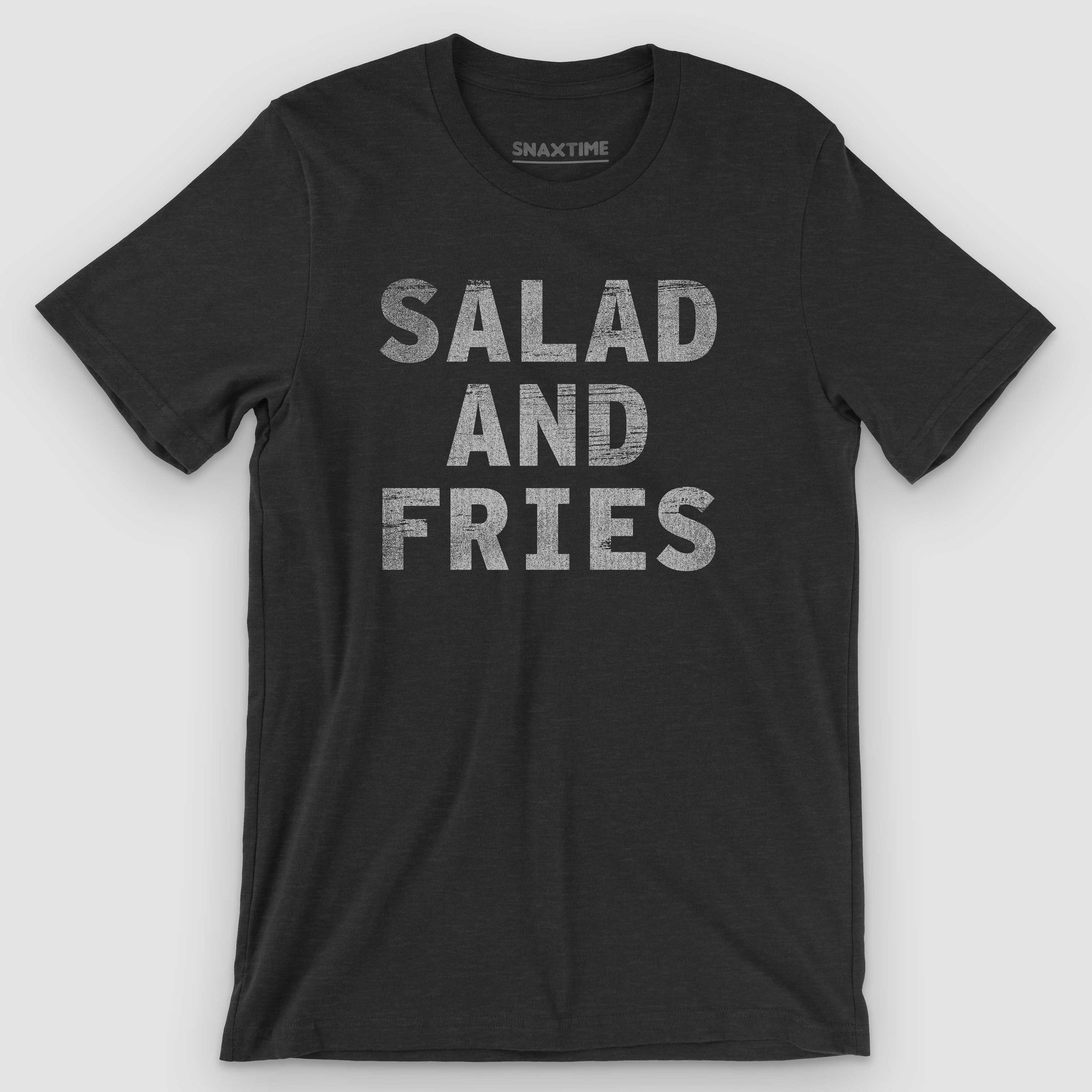 Salad and Fries Graphic T-Shirt