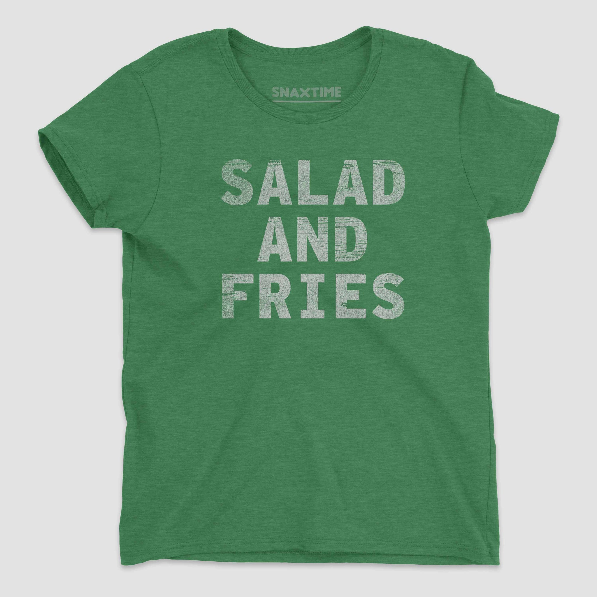 Salad and Fries Women's Graphic T-Shirt