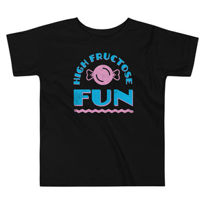 High Fructose Fun Graphic Toddler T-Shirt - Snaxtime