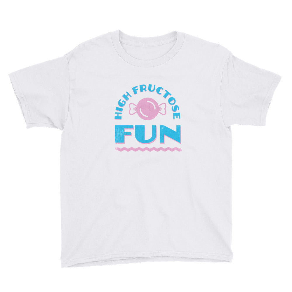 High Fructose Fun Youth Short Sleeve T-Shirt