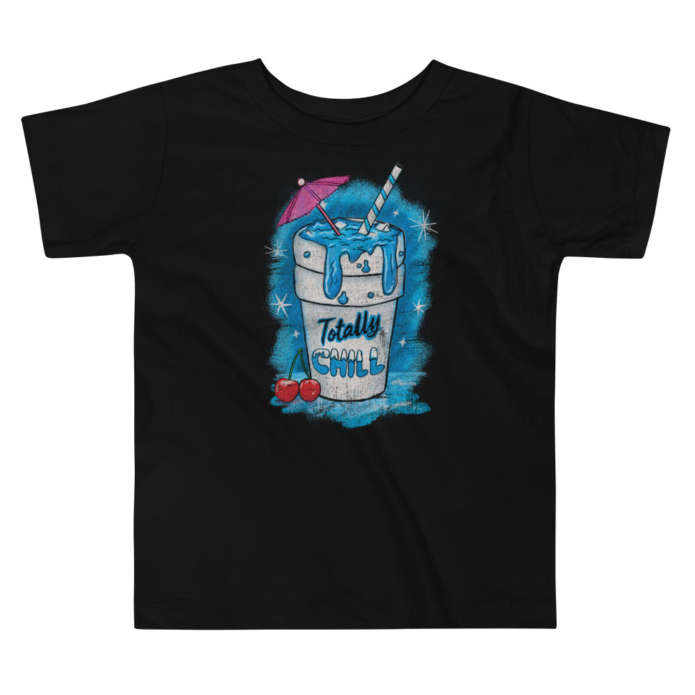Totally Chill Graphic Toddler T-Shirt