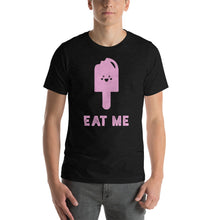 Load image into Gallery viewer, Eat Me Graphic T-Shirt - Snaxtime Retro Style Food Apparel