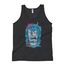 Load image into Gallery viewer, Totally Chill Unisex Premium Tri Blend Tank Top - Snaxtime