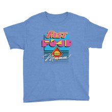 Load image into Gallery viewer, 90s Fast Food Youth Short Sleeve T-Shirt - Snaxtime Retro Style Food Apparel