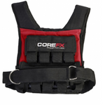 COREFX WEIGHTED VEST (40lb)