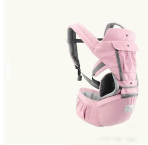 Dual Comfort Carrier: Ultimate Comfort for Mom & Baby