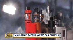 Judge Places Temporary Hold on Michigan Vape Flavor Ban!