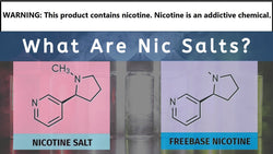 Nicotine Salts: Are They Right for You?