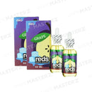 7Daze REDS Apple ICED - Grape - 60mL - Vape Masterz
