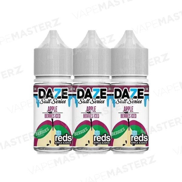 7Daze REDS Apple ICED Salt - Berries - 30mL - Vape Masterz