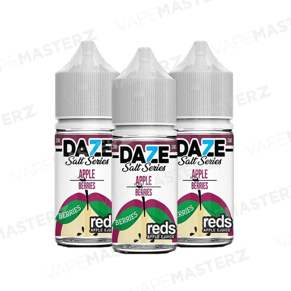 7Daze REDS Apple Salt - Berries - 30mL - Vape Masterz