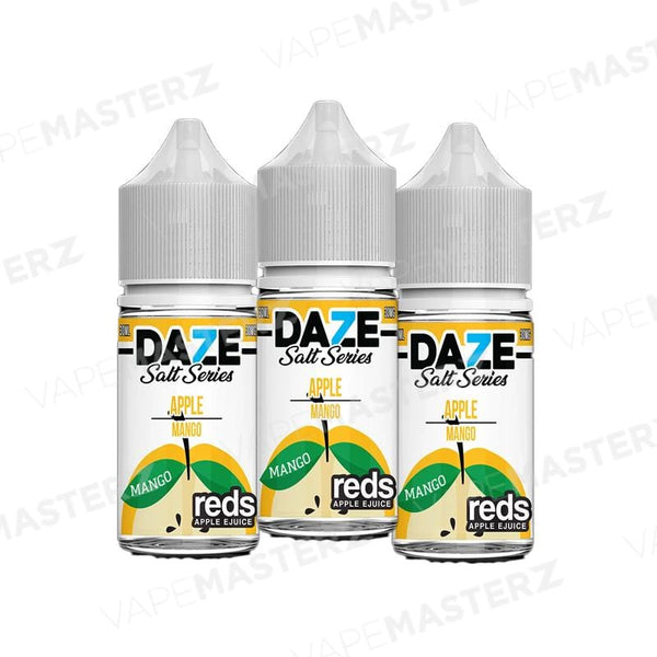7Daze REDS Apple Salt - Mango - 30mL - Vape Masterz