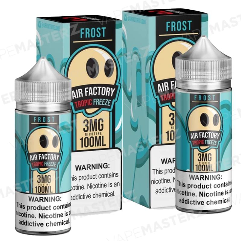 AIR FACTORY - Frost - Tropic Freeze - 100mL - Vape Masterz